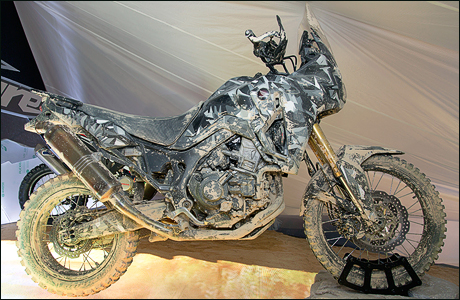 Honda True Adventure Prototype