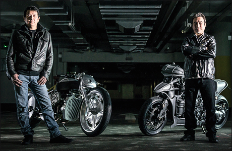 Customizing BMW K 1600 GTL: Projekt Ignite Straight Six