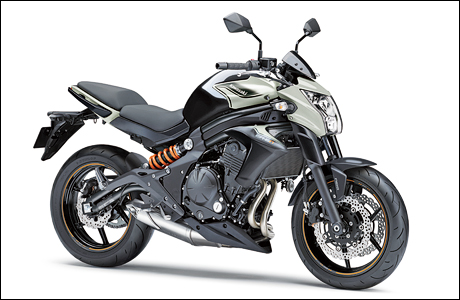 Kawasaki New Season Modelle 2016
