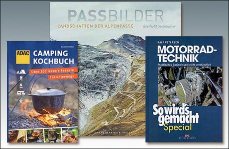 Outdoorküche Camping World : Neue motorradbücher u2013 september 2015 tourenfahrer