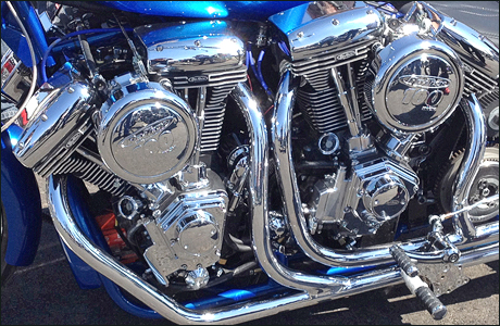 Sonderschau »PS Speed Bike Show«