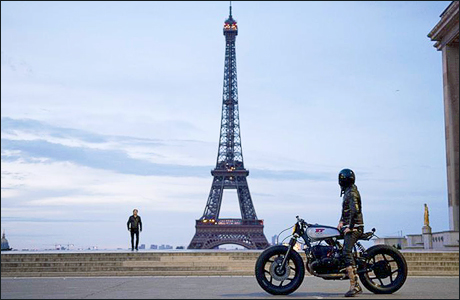 RRL Riders Tour Paris