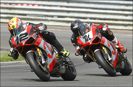 Superbike IDM 2014 in Zolder