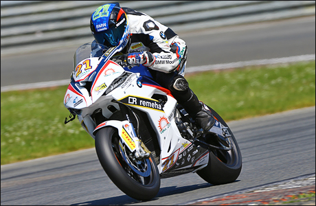 Superbike IDM 2015, Lauf 2 in Zolder