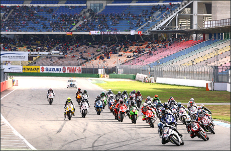 Finale Superbike IDM 2015 in Hockenheim