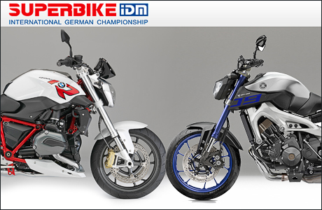 SuperNaked: Neue Rennklasse in Superbike IDM