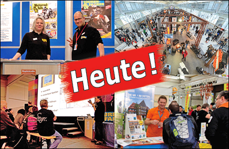 Motorrad-Messe IMOT 2015 Preview