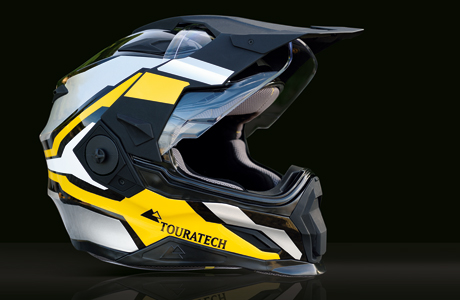 Touratech-Helm Aventuro Carbon