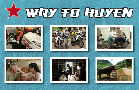 Reise-Blog: Way to Huyen