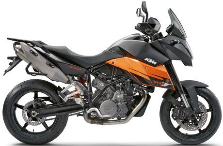 KTM 990 Supermoto bike review - Devitt Insurance
