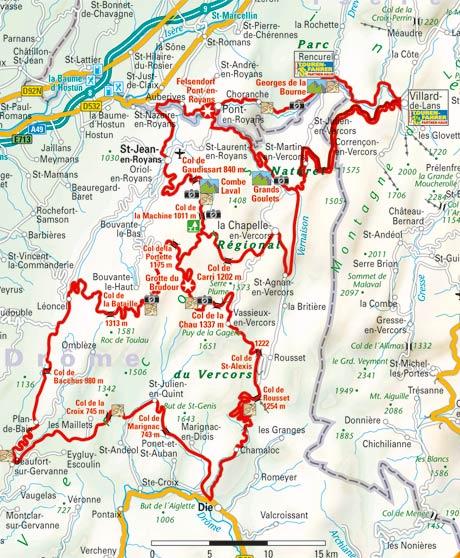Tf Alpentour 7 Im Wilden Vercors Tourenfahrer Online