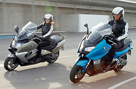 BMW Scooter C Series