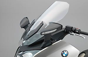 Windschild BMW C 650 GT