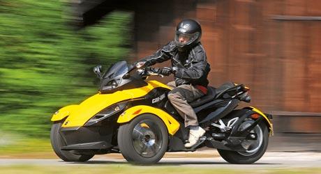 dreirad motorrad kaufen