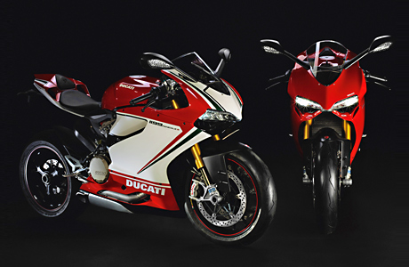 Ducati 1199 Panigale mit ABS