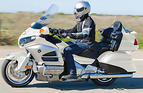 Honda Goldwing Modell 2012