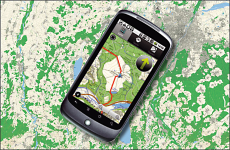 Magic Maps für Android Smartphones