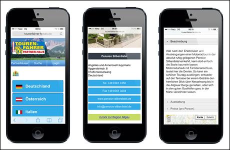 tourenfahrer hotel app