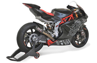MV Agusta / Forward Racing / Moto2