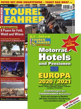 TOURENFAHRER Ausgabe Mai 2020