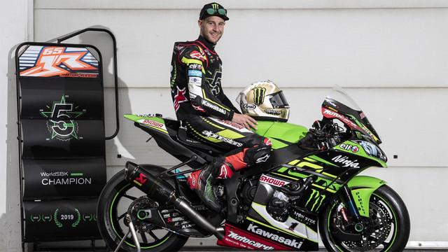 Jonathan Rea (Kawasaki) ist Superbike Weltmeister 2019