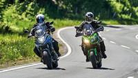 Honda NC 750 X / Kawasaki Versys 650  – TOURENFAHRER 8/2021