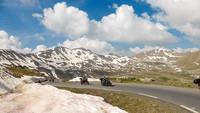 Großartige Alpen