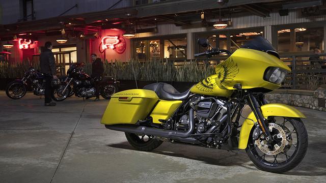 Harley-Davidson Road Glide Special Eagle Eye