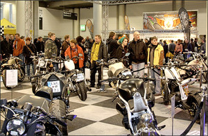 HMT – Hamburger Motorradtage 2015  |  Preview