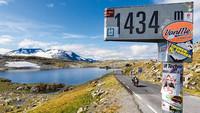 Norwegen: »Nasjonale turistveger«