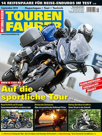 TOURENFAHRER Ausgabe September 2019