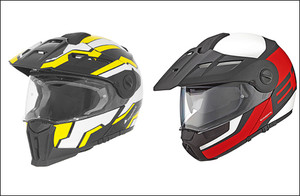 Kooperation Schuberth / Touratech
