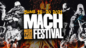 Nick Sanders Mach Festival 2021 – Preview
