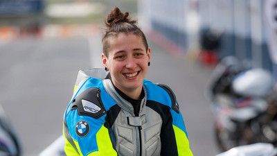 Lucy Glöckner knackt beim Pikes Peak International Hill Climb 2019