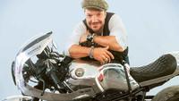 Motorrad-Menschen: Hardy Krüger jr.