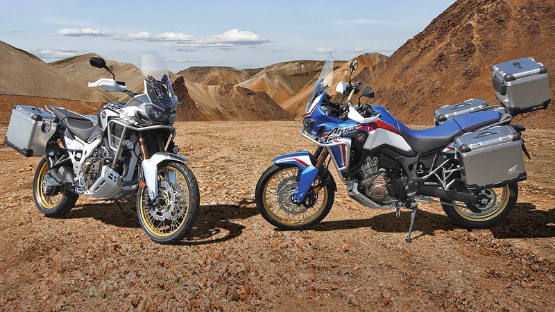 Honda CRF1000L Africa Twin Travel Edition