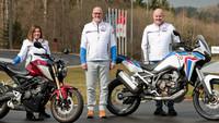 Kooperation von Honda und Fahrsicherheitszentrum Nürburgring