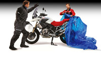 Ratgeber: Motorrad winterfest machen