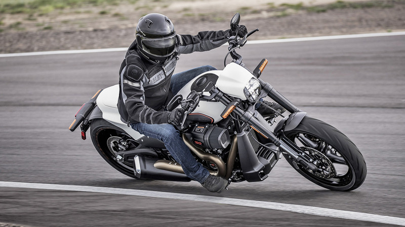 Harley-Davidson FXDR 114 Power Cruiser
