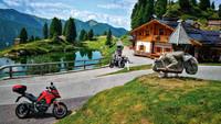 TOURENFAHRER-Partner-Region:  Trentino