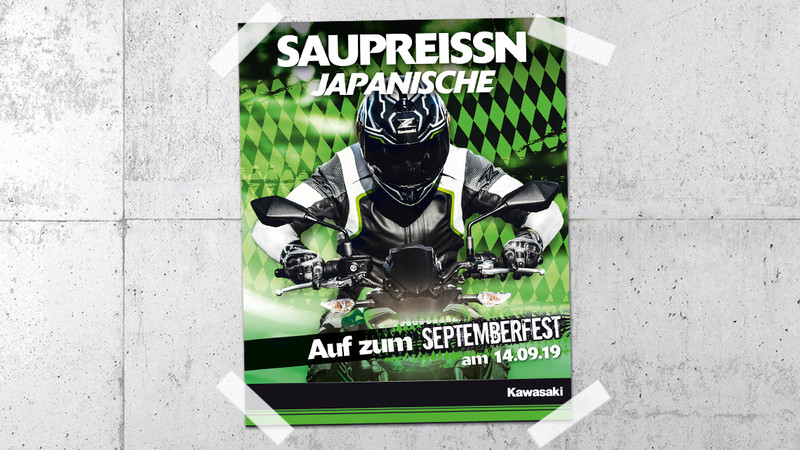 Kawasaki Septemberfest 2019