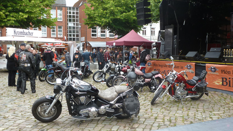 Bike-Weekend verschoben