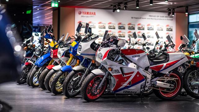 Yamaha Motor Collection Hall Amsterdam