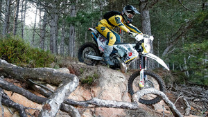 Aus der »World Enduro Super Series« (WESS) wird die »FIM Hard Enduro World Championship«.