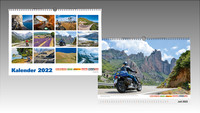 TOURENFAHRER-Kalender 2022