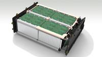 Mahle Lithium-Carbon-Batterie