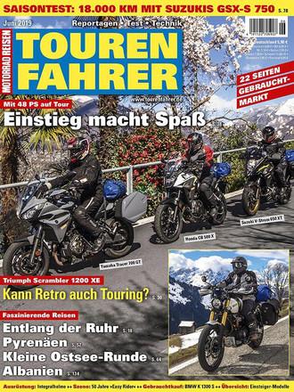 TOURENFAHRER Ausgabe Juni 2019
