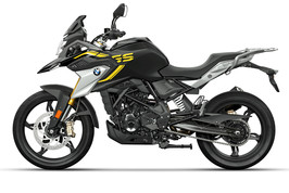 BMW G 310 GS, Modell 2021, Edition »40 Years GS«