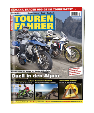 TOURENFAHRER Ausgabe 1018