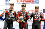 Superbike IDM 2014 Assen | Podium Superbike